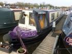 Crafty Narrowboat - The New and Used Boat Company