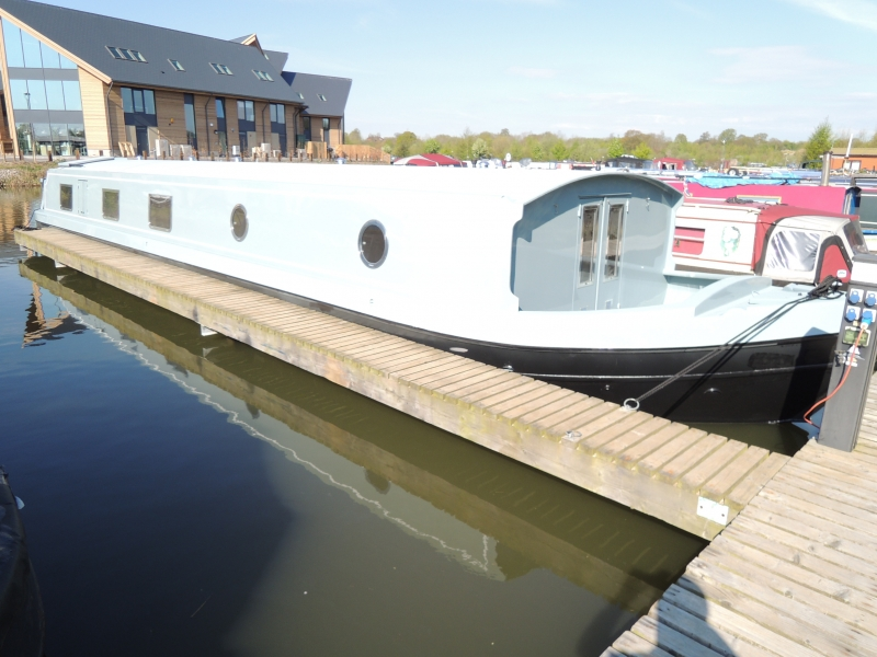 Monarch Sailaway Painted Stock 421