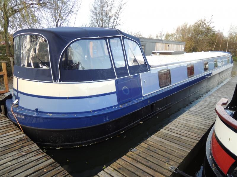 Aqualine Canterbury Stock AQ641