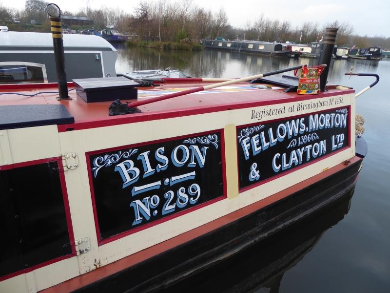 Bison - Fleet no 289